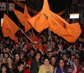 Concert in cartierul Burdujeni din Suceava (foto 1)