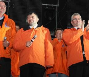 Concert in cartierul Burdujeni din Suceava (foto 2)