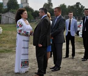 Irina Loghin la Pătrăuţi (foto 1)
