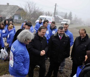 Campanie în Lipoveni (foto 2)