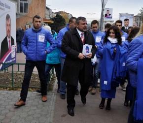 Debut de campanie în Burdujeni (foto 5)
