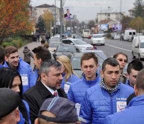 Debut de campanie în Burdujeni (foto 7)