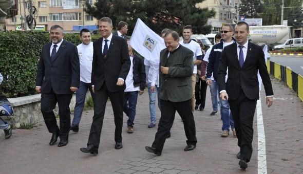 Klaus Iohannis la Suceava 98 (foto 44721)